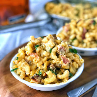 Gentleman's Jack Bacon Mac and Cheese.