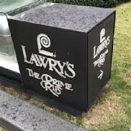 Lawry's The Prime Rib Taipei. 台北勞瑞斯餐廳
