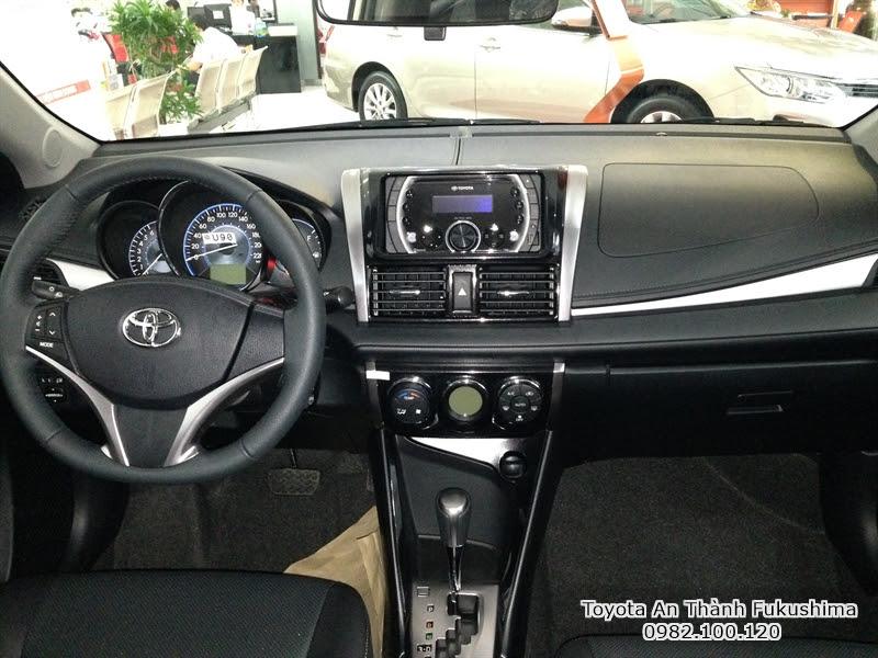 Giảm Giá Xe Toyota Vios 2016 1.5 G Số Tự Động 2