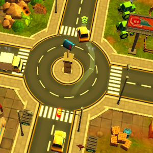 Traffic Lights Town for PC and MAC