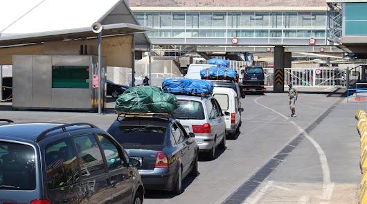 La fase retorno llega al Puerto de Almería con 344.00 pasajeros