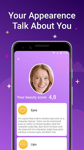 Attractiveness test app screenshot 4