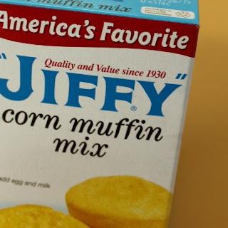 Jiffy Lemon Cornbread Cookies