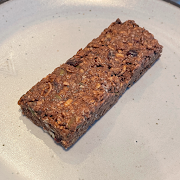 Vegan Chocolate Energy Bar