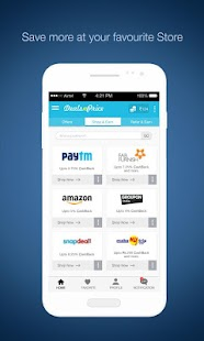 Deals N Price-Earn Cashback- screenshot thumbnail