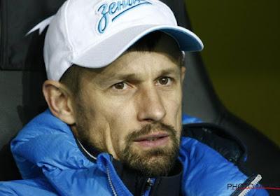 Un ancien joueur du PSG remplace Mancini à la tête du Zenit