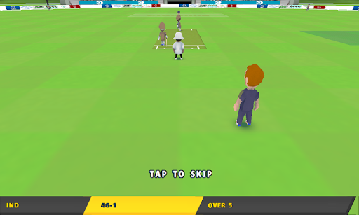 Cricket Heroes: Mobile Edition  gameplay | by HackJr.Pw 14