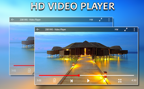 2018 HD Video Player - All Format Video Player - náhled