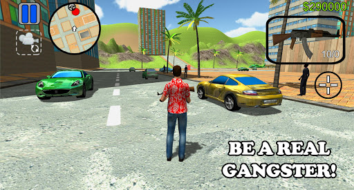 Télécharger gratuit Grand Miami Crime V: Real Gangster APK MOD 1