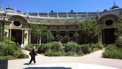 Photo: Petit Palais courtyard