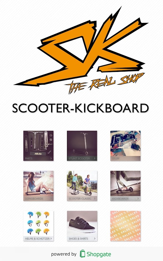 scooter kickboard android apps on google play. Black Bedroom Furniture Sets. Home Design Ideas