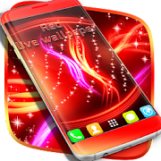 Red Live Wallpaper