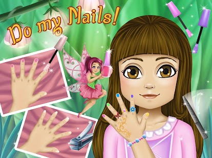 Magic Princess & Fairy Friends- screenshot thumbnail
