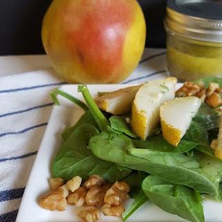 Spinach Lemon Vinaigrette Recipes
