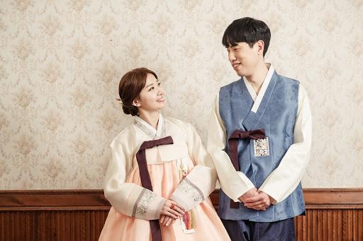 ❤ 韓國新手人妻❤ 與歐霸的韓國婚紗初體驗 ♫♩♪