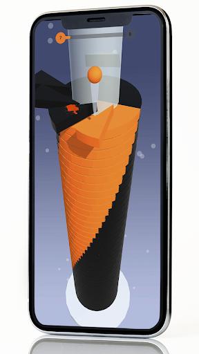 Stack ball 3D  captures d'écran 2