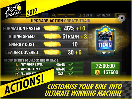 Tour de France 2019 Official Game - Sports Manager apkdebit screenshots 15
