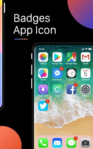 Stylish IOS Theme For Phone X Launcher for PC