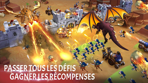 Télécharger Gratuit Epic War - Castle Alliance mod apk screenshots 5