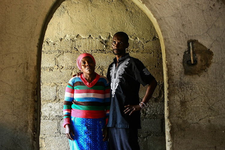 The parents of Michael Komape, James and Rosina Komape, recall the day when their son died after he fell into a pit latrine at his school.