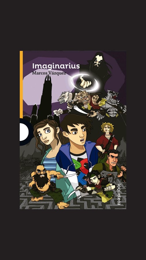 ImaginariusAR- screenshot