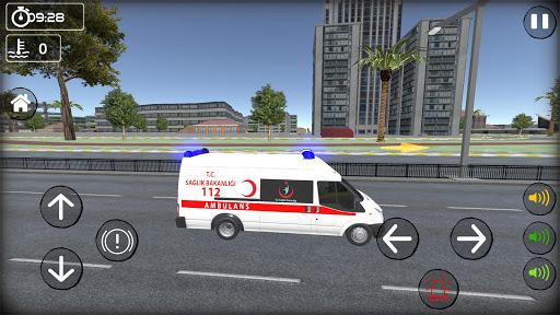 TR Ambulans Simulasyon Oyunu  screenshots 14