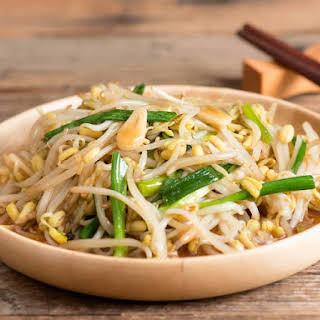 Stir-Fried Bean Sprouts.