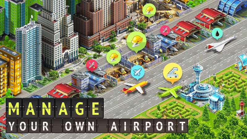 Airport City: Airline Tycoon Screenshot 6