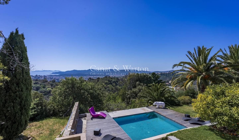 Villa avec piscine et terrasse Bormes-les-Mimosas