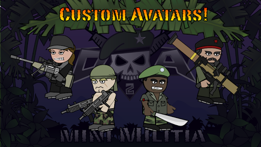 Mini Militia MOD screenshot 5