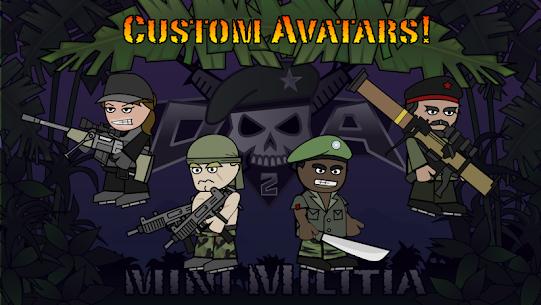 Mini Militia – Doodle Army 2 MOD Apk (Pro Pack) 5
