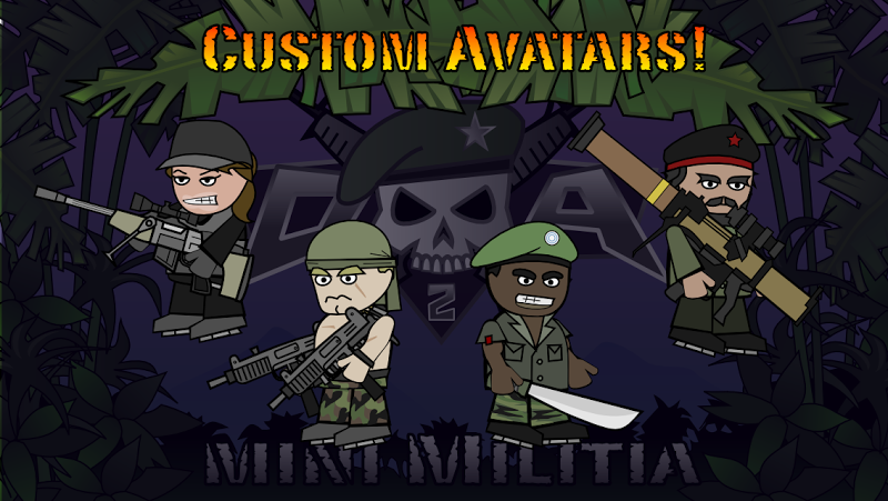 Mini Militia - Doodle Army 2 Screenshot 4