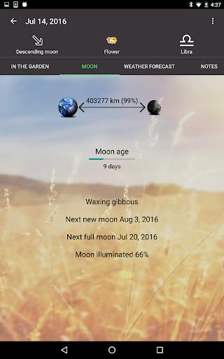 Moon & Garden screenshot 4