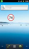 Screenshot of Speed limit (circle) Battery
