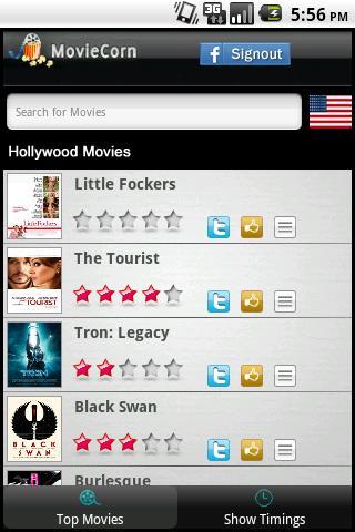 MovieCorn screenshot 1