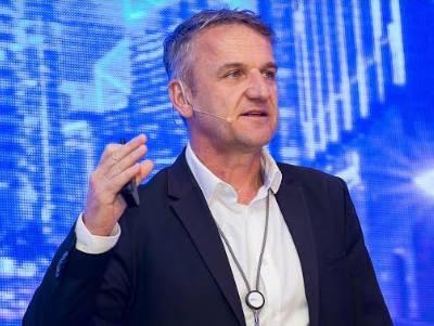 Chris Buchanan, Director Client Solutions at Dell Technologies