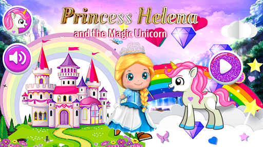 Princess Helena and the Magic Unicorn  screenshots 1