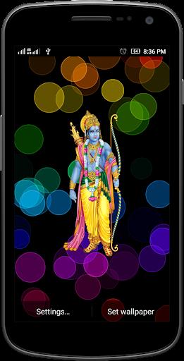 Download Jai Shree Ram Live Wallpaper Google Play Softwares