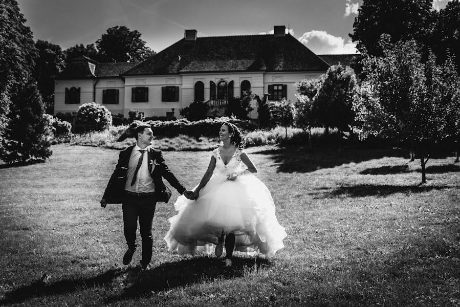 Fotografo di matrimoni Gábor Badics (badics). Foto del 21.05.2018
