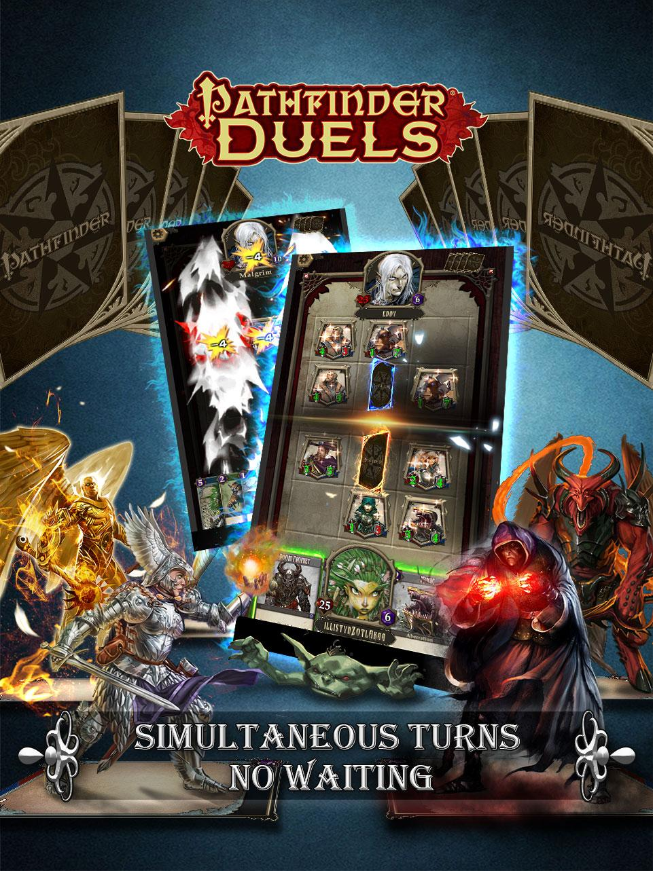 Pathfinder Duels screenshot #2
