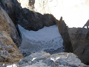Photo: Vaya jou, aún con nieve del invierno pasado