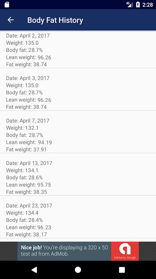 body fat percentage calculator 9 sites