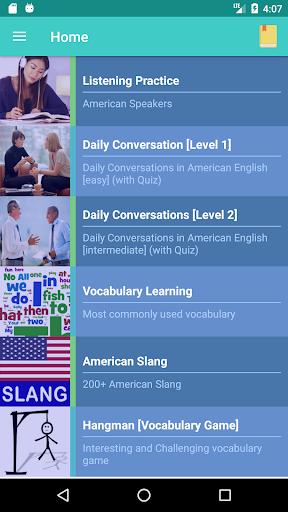 American English Speaking Apk 1