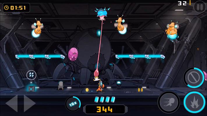The Bug Butcher Screenshot Image