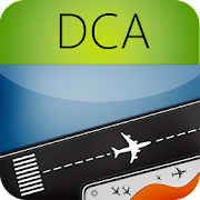 Washington Reagan Airport DCA Flight Tracker