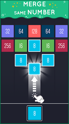 X2 Blocks - Merge Puzzle screenshot 2