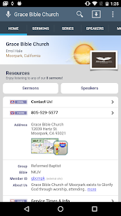 Grace Bible Church of Moorpark- screenshot thumbnail