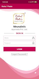 Download Mrunalinis Ayurveda For PC Windows and Mac apk screenshot 2