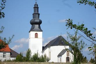 Photo: Die Kirche von Leidingen