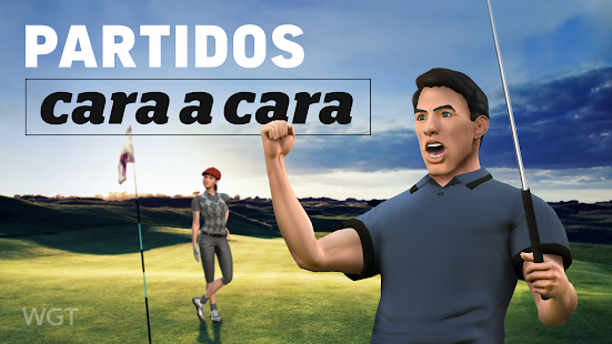 WGT Golf Game por Topgolf Screenshot